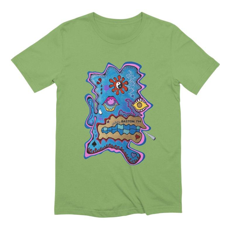 Tripper's Delight Men's Extra Soft T-Shirt by Baston's T-Shirt Emporium!