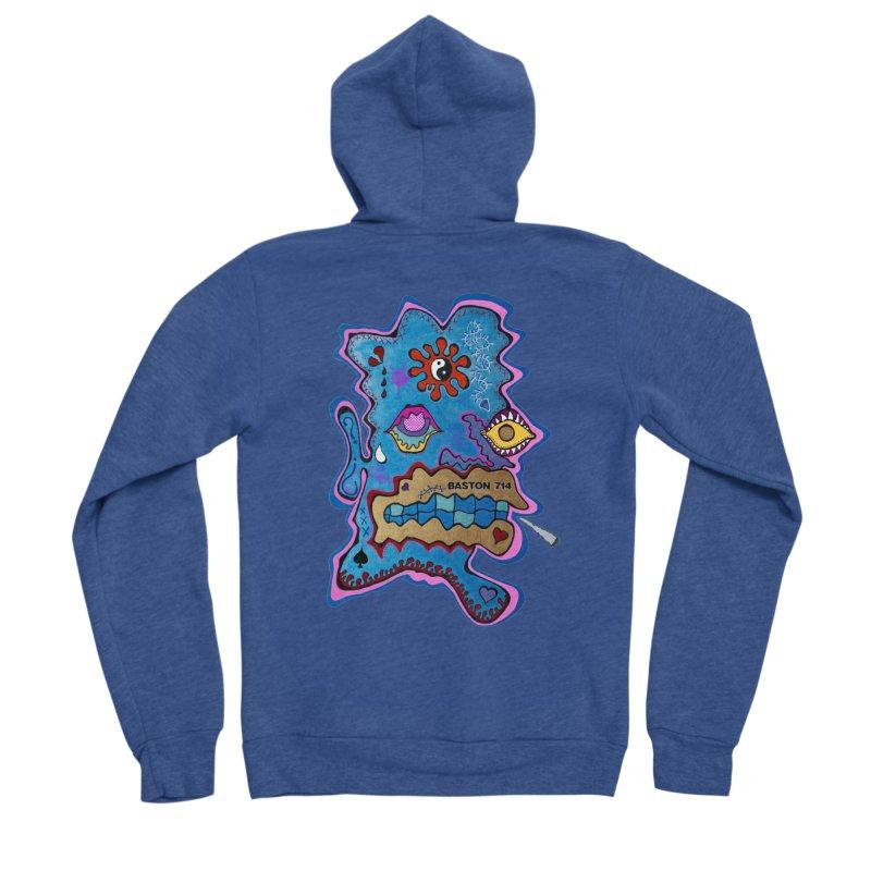 Tripper's Delight Men's Zip-Up Hoody by Baston's T-Shirt Emporium!