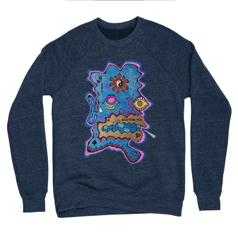Tripper's Delight Women's Sponge Fleece Sweatshirt by Baston's T-Shirt Emporium!
