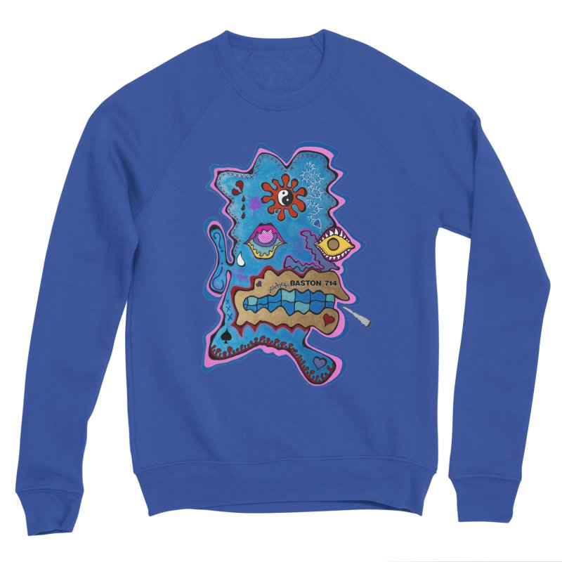 Tripper's Delight Women's Sponge Fleece Sweatshirt by Baston's T-Shirt Emporium!
