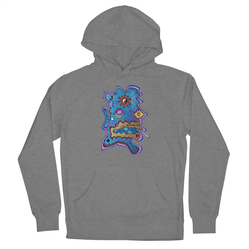 Tripper's Delight Women's Pullover Hoody by Baston's T-Shirt Emporium!