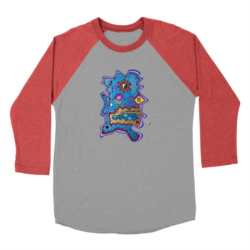 Tripper's Delight Men's Longsleeve T-Shirt by Baston's T-Shirt Emporium!