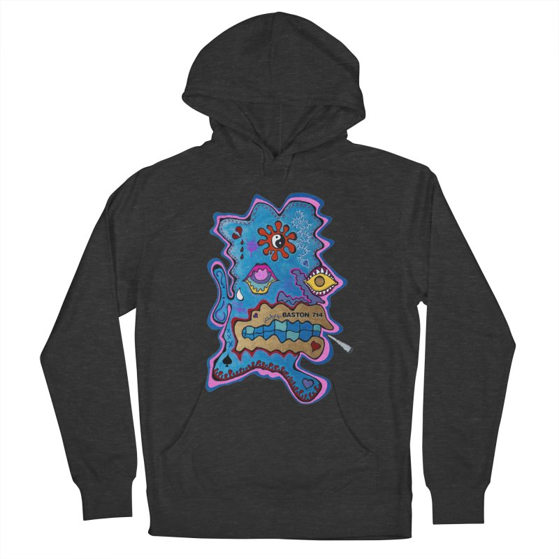 Tripper's Delight Women's French Terry Pullover Hoody by Baston's T-Shirt Emporium!