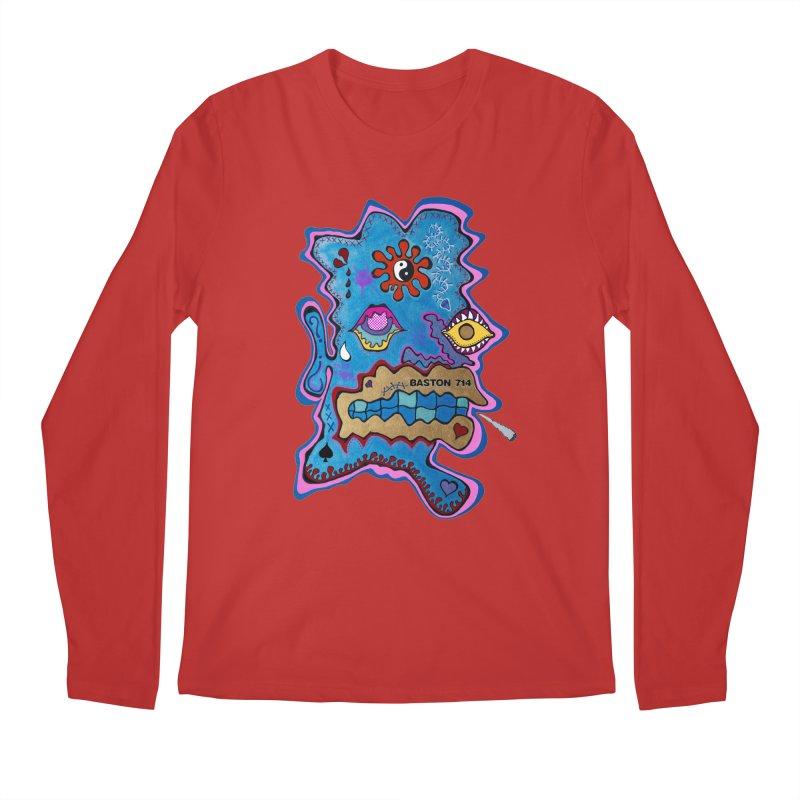 Tripper's Delight Men's Regular Longsleeve T-Shirt by Baston's T-Shirt Emporium!