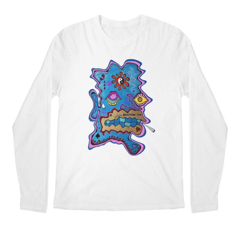 Tripper's Delight Men's Regular Longsleeve T-Shirt by Baston's T-Shirt Emporium!