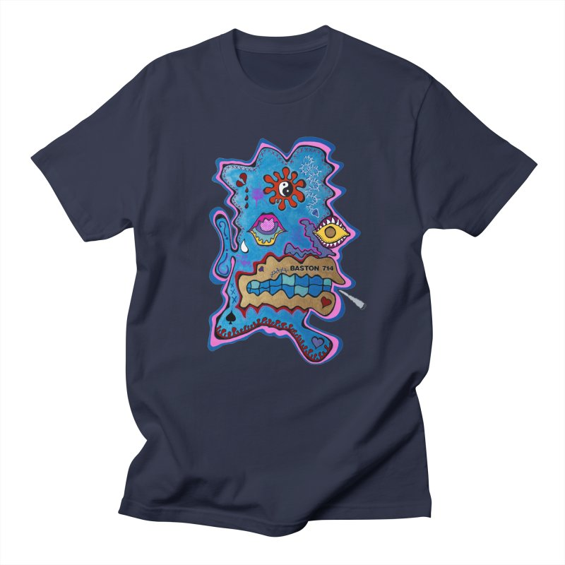 Tripper's Delight Women's Regular Unisex T-Shirt by Baston's T-Shirt Emporium!