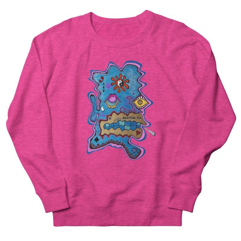 Tripper's Delight Women's French Terry Sweatshirt by Baston's T-Shirt Emporium!