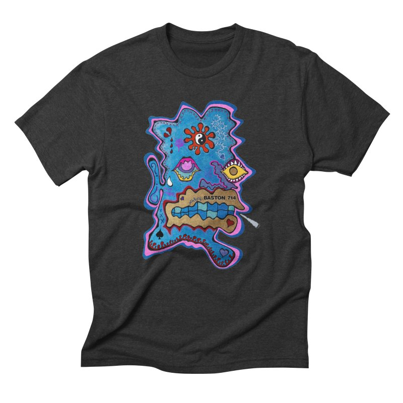 Tripper's Delight Men's Triblend T-Shirt by Baston's T-Shirt Emporium!