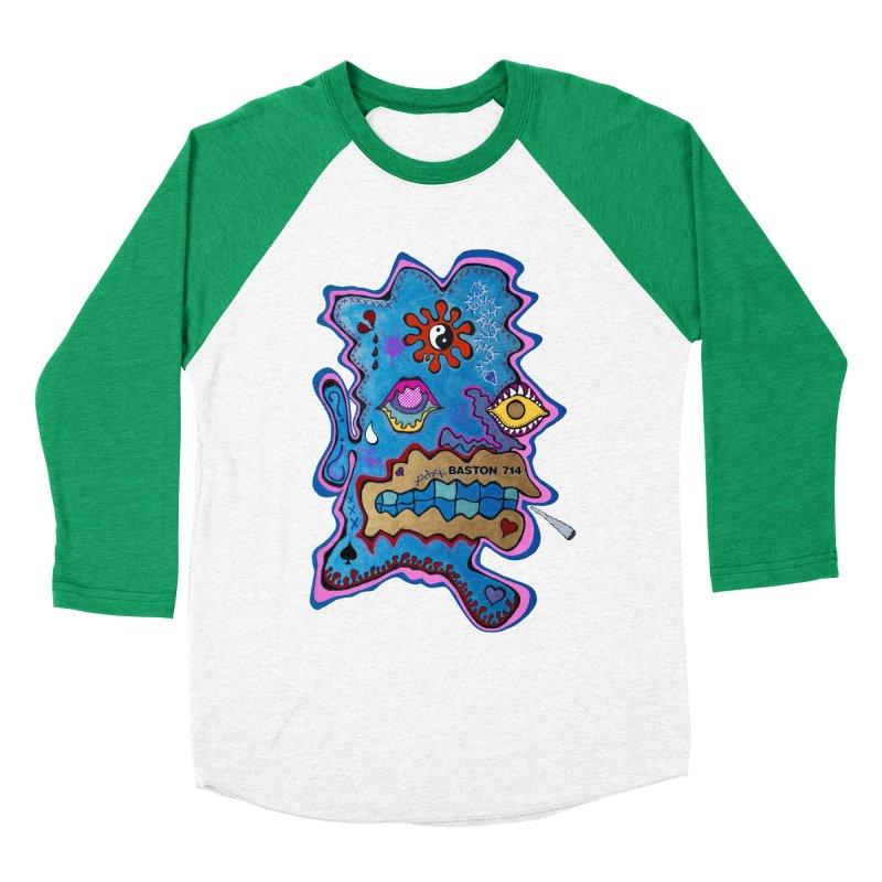Tripper's Delight Women's Baseball Triblend Longsleeve T-Shirt by Baston's T-Shirt Emporium!
