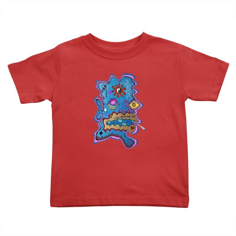Tripper's Delight Kids Toddler T-Shirt by Baston's T-Shirt Emporium!