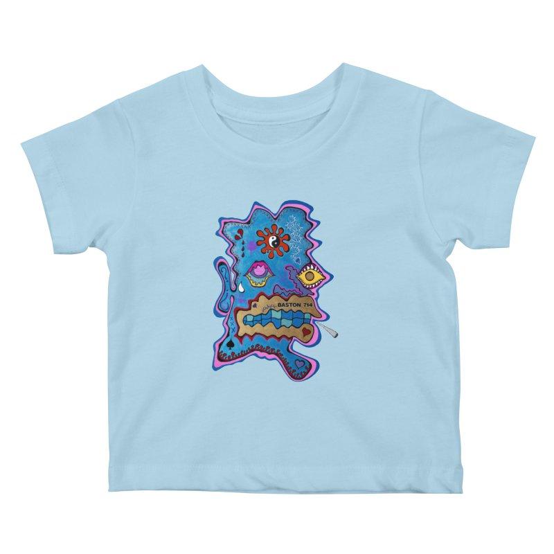 Tripper's Delight Kids Baby T-Shirt by Baston's T-Shirt Emporium!