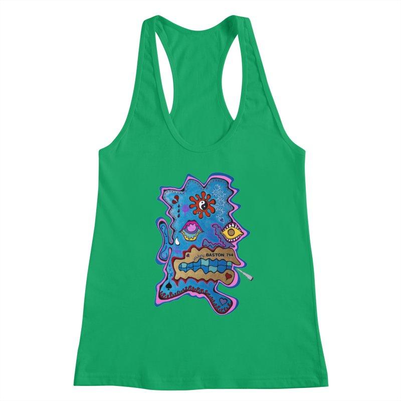 Tripper's Delight Women's Tank by Baston's T-Shirt Emporium!
