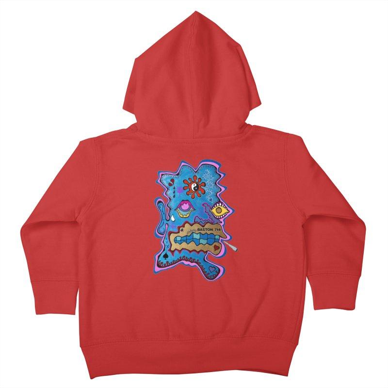 Tripper's Delight Kids Toddler Zip-Up Hoody by Baston's T-Shirt Emporium!