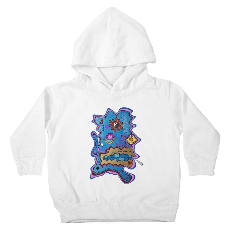Tripper's Delight Kids Toddler Pullover Hoody by Baston's T-Shirt Emporium!