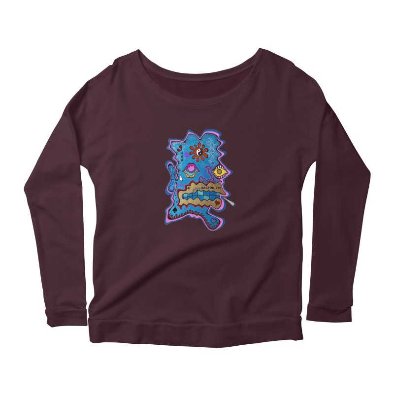 Tripper's Delight Women's Longsleeve T-Shirt by Baston's T-Shirt Emporium!