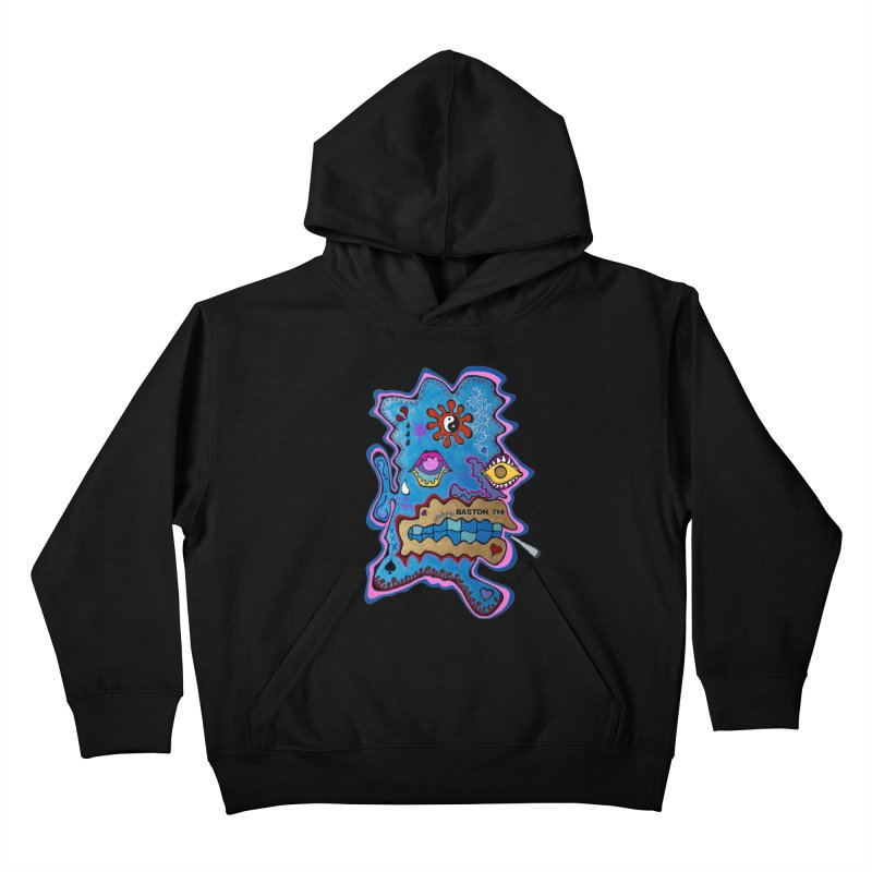 Tripper's Delight Kids Pullover Hoody by Baston's T-Shirt Emporium!