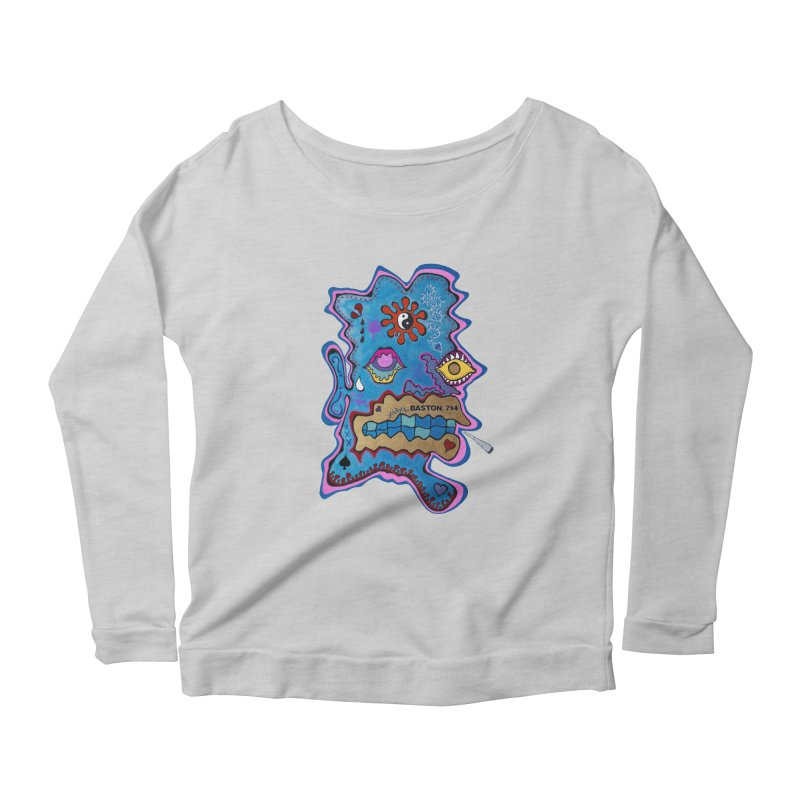 Tripper's Delight Women's Longsleeve T-Shirt by Baston's T-Shirt Emporium!