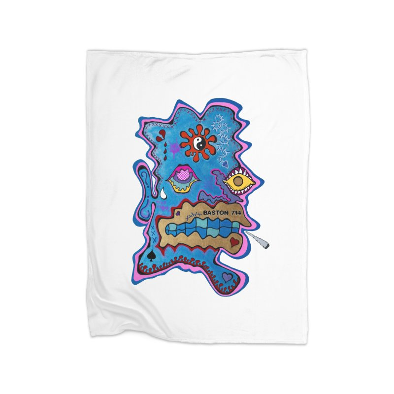 Tripper's Delight Home Fleece Blanket Blanket by Baston's T-Shirt Emporium!