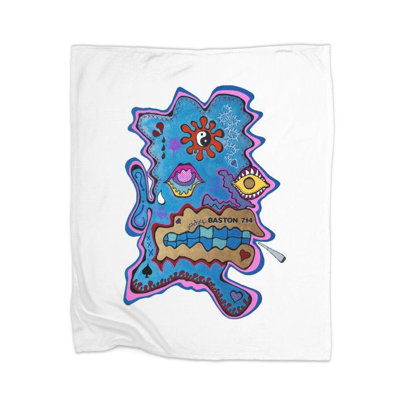 Tripper's Delight Home Blanket by Baston's T-Shirt Emporium!