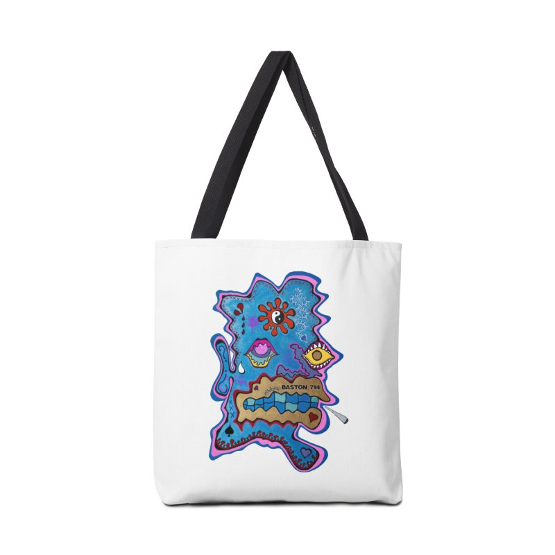 Tripper's Delight Accessories Tote Bag Bag by Baston's T-Shirt Emporium!