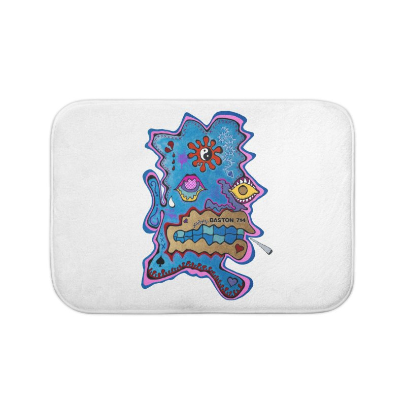 Tripper's Delight Home Bath Mat by Baston's T-Shirt Emporium!