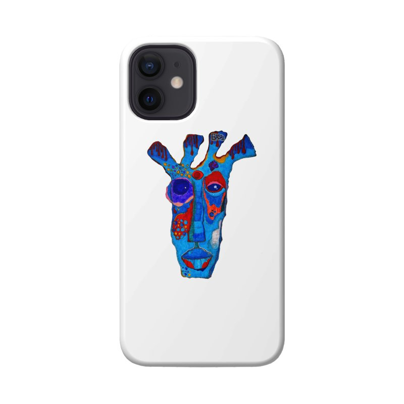 Shamanic Blues Accessories Phone Case by Baston's T-Shirt Emporium!