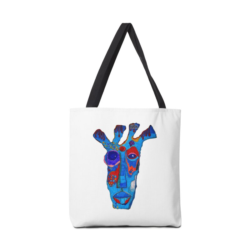 Shamanic Blues Accessories Bag by Baston's T-Shirt Emporium!