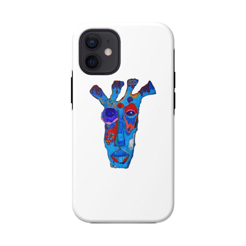 Shamanic Blues Accessories Phone Case by Baston's T-Shirt Emporium!