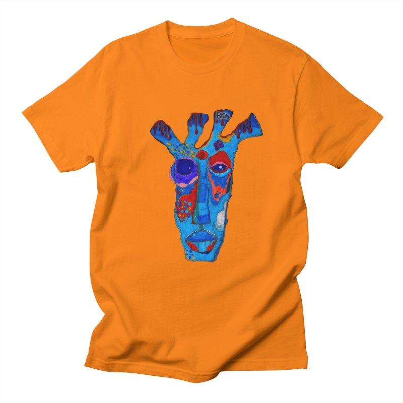Shamanic Blues Men's T-Shirt by Baston's T-Shirt Emporium!