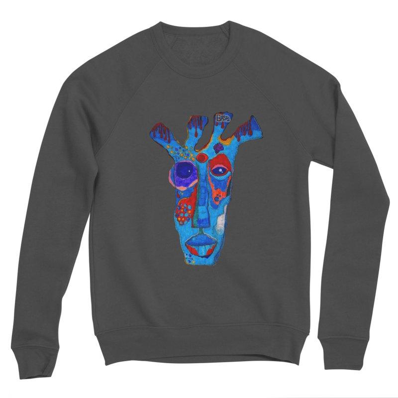 Shamanic Blues Men's Sweatshirt by Baston's T-Shirt Emporium!