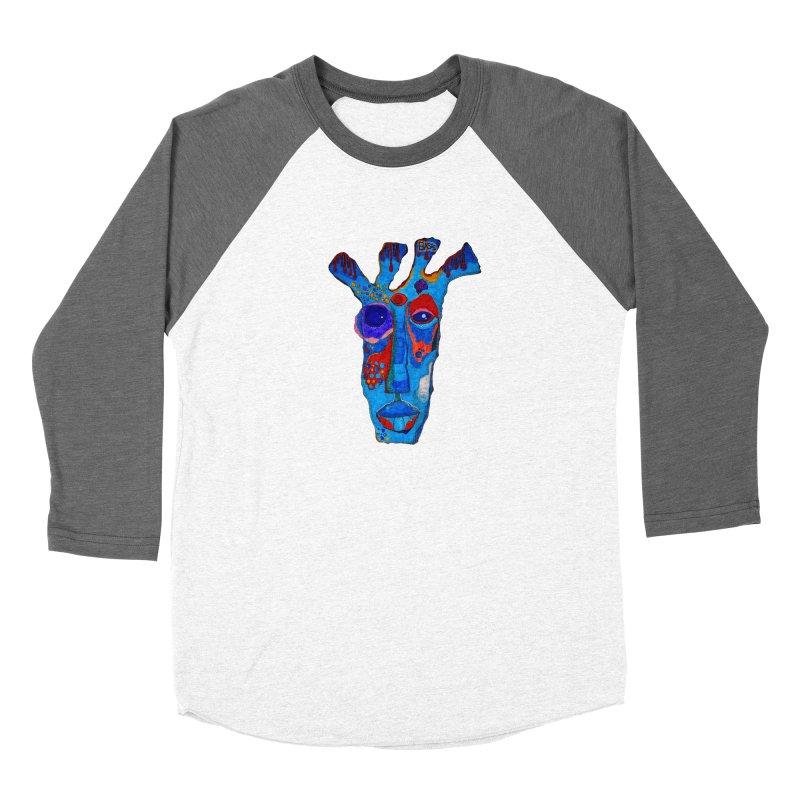 Shamanic Blues Women's Longsleeve T-Shirt by Baston's T-Shirt Emporium!