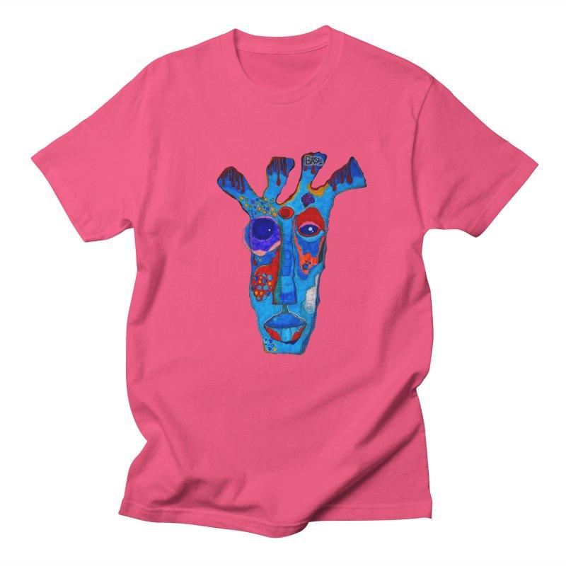 Shamanic Blues Women's Regular Unisex T-Shirt by Baston's T-Shirt Emporium!