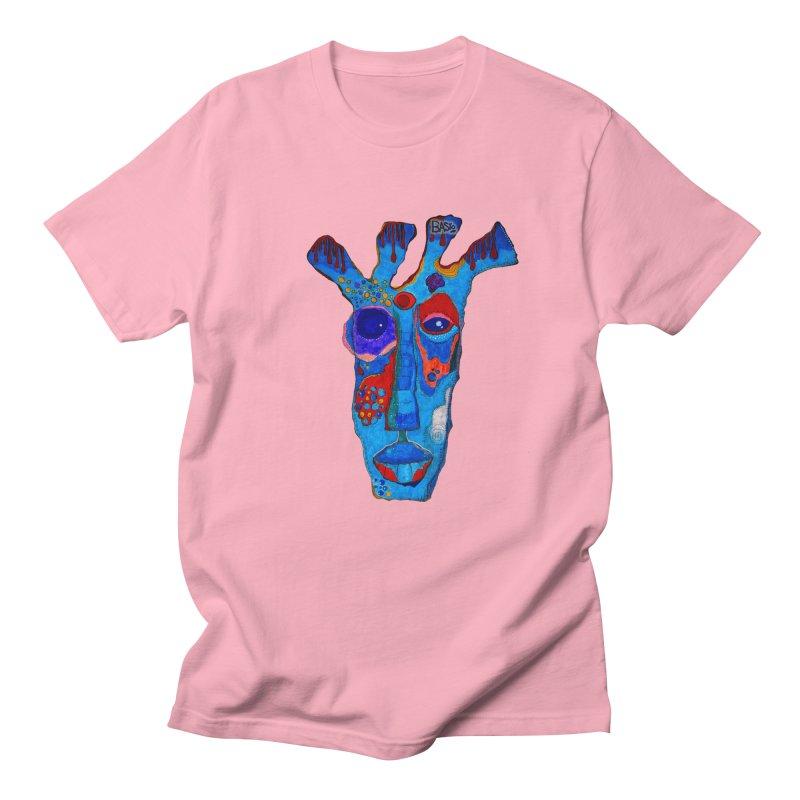 Shamanic Blues Men's Regular T-Shirt by Baston's T-Shirt Emporium!