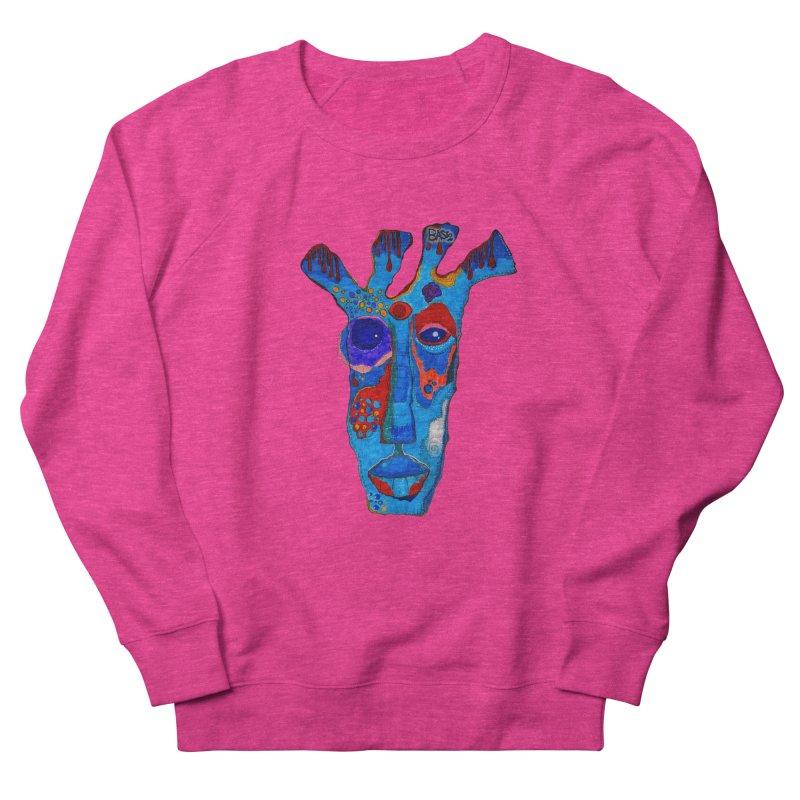 Shamanic Blues Women's Sweatshirt by Baston's T-Shirt Emporium!