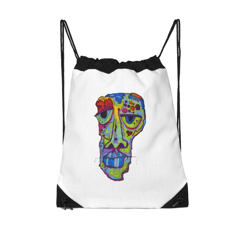 Reflection Accessories Drawstring Bag Bag by Baston's T-Shirt Emporium!