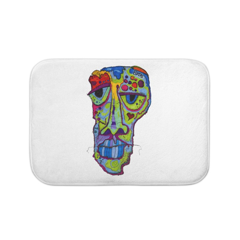 Reflection Home Bath Mat by Baston's T-Shirt Emporium!
