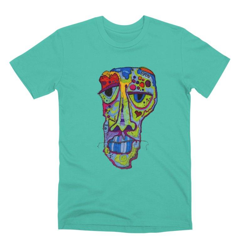Reflection Men's T-Shirt by Baston's T-Shirt Emporium!