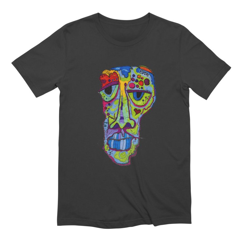 Reflection Men's Extra Soft T-Shirt by Baston's T-Shirt Emporium!