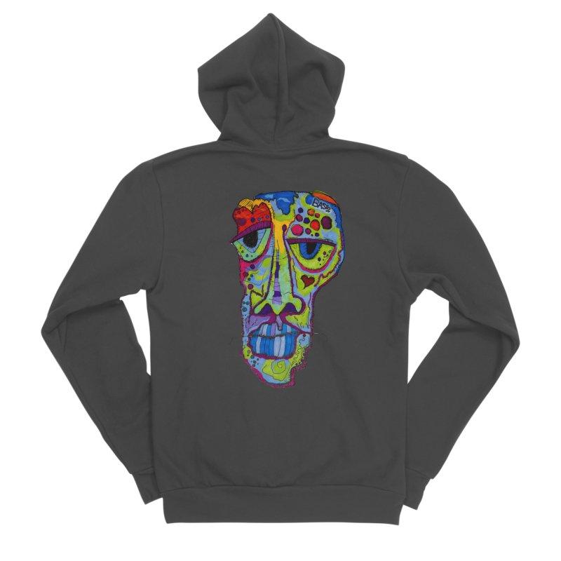 Reflection Women's Sponge Fleece Zip-Up Hoody by Baston's T-Shirt Emporium!
