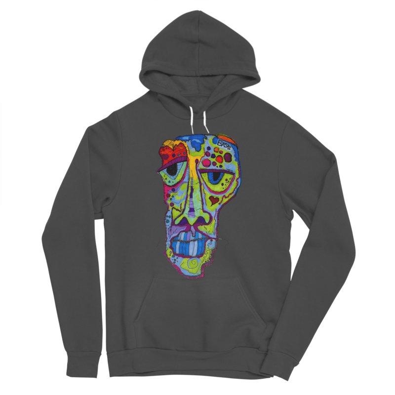 Reflection Men's Sponge Fleece Pullover Hoody by Baston's T-Shirt Emporium!
