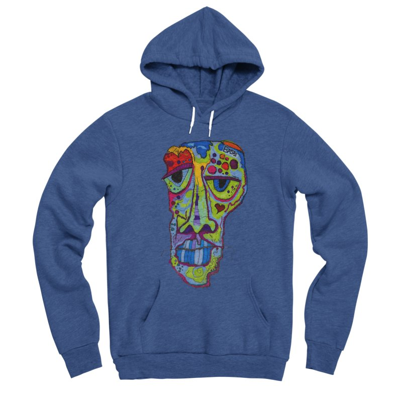 Reflection Women's Sponge Fleece Pullover Hoody by Baston's T-Shirt Emporium!