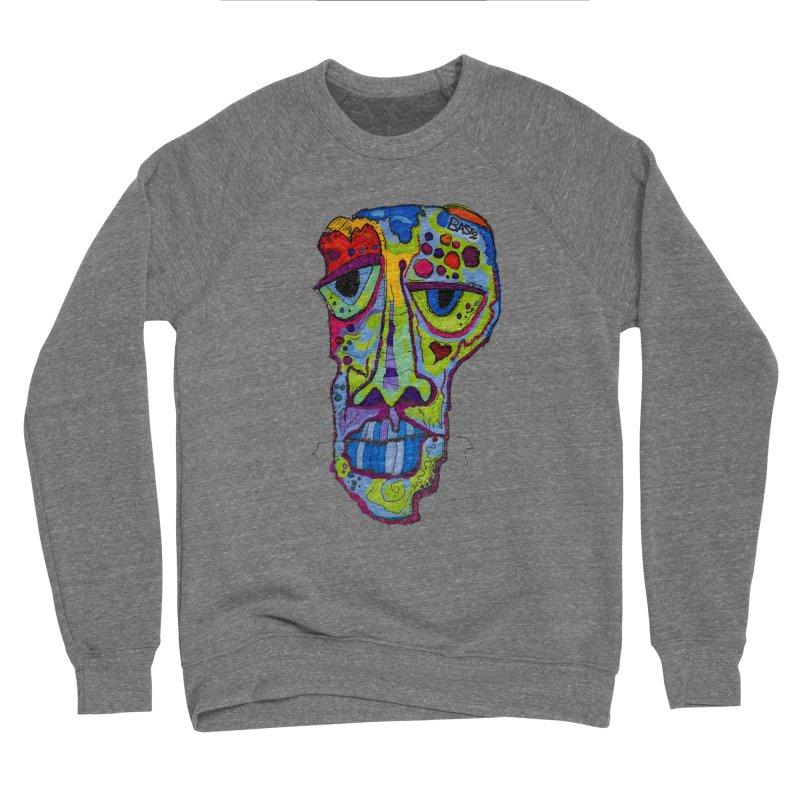 Reflection Women's Sponge Fleece Sweatshirt by Baston's T-Shirt Emporium!