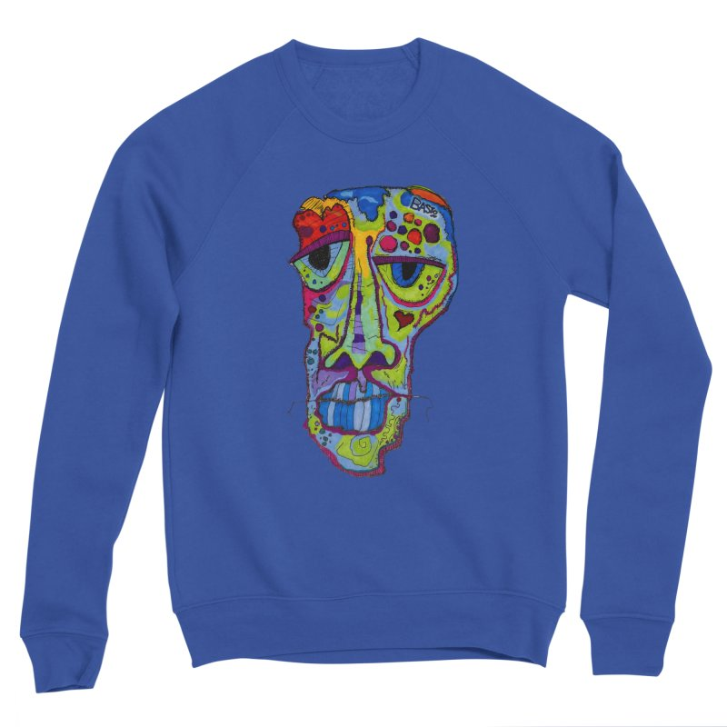 Reflection Women's Sponge Fleece Sweatshirt by Baston's T-Shirt Emporium!
