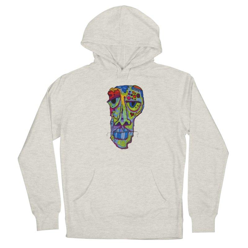 Reflection Men's Pullover Hoody by Baston's T-Shirt Emporium!