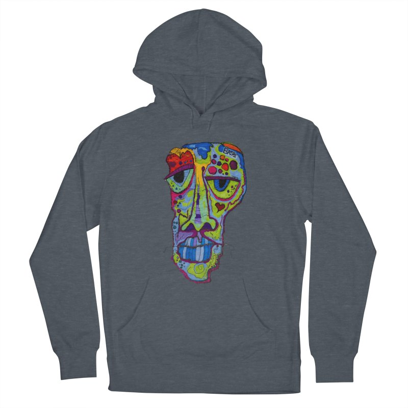 Reflection Women's French Terry Pullover Hoody by Baston's T-Shirt Emporium!
