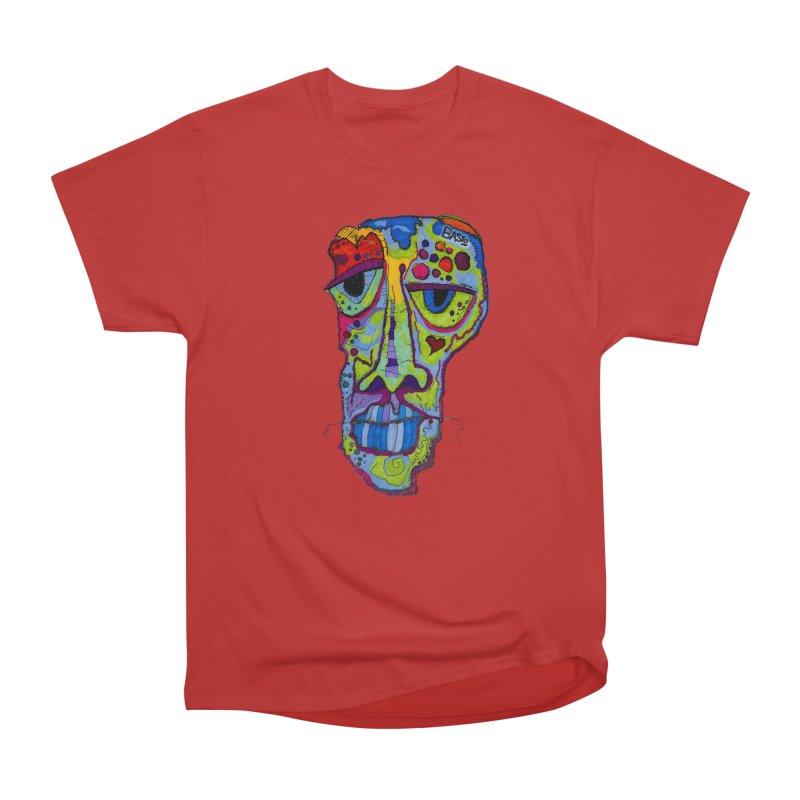 Reflection Women's Heavyweight Unisex T-Shirt by Baston's T-Shirt Emporium!