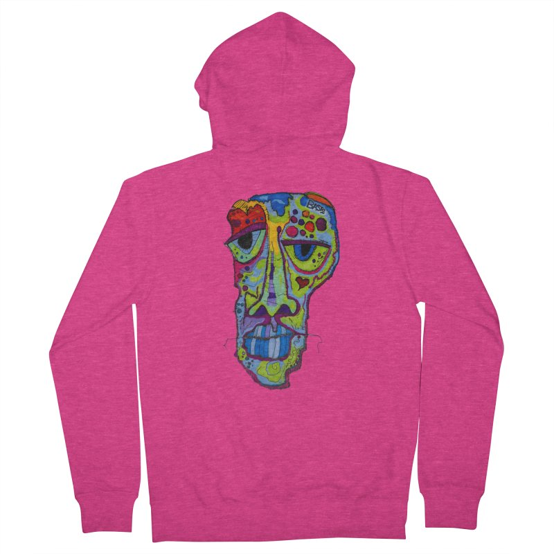 Reflection Women's Zip-Up Hoody by Baston's T-Shirt Emporium!