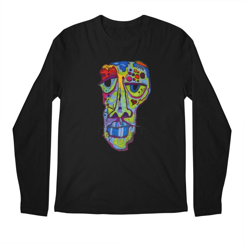 Reflection Men's Regular Longsleeve T-Shirt by Baston's T-Shirt Emporium!