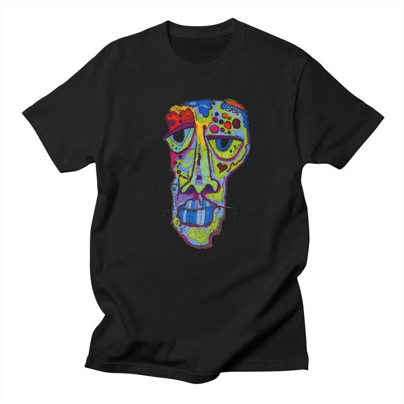 Reflection Men's Regular T-Shirt by Baston's T-Shirt Emporium!