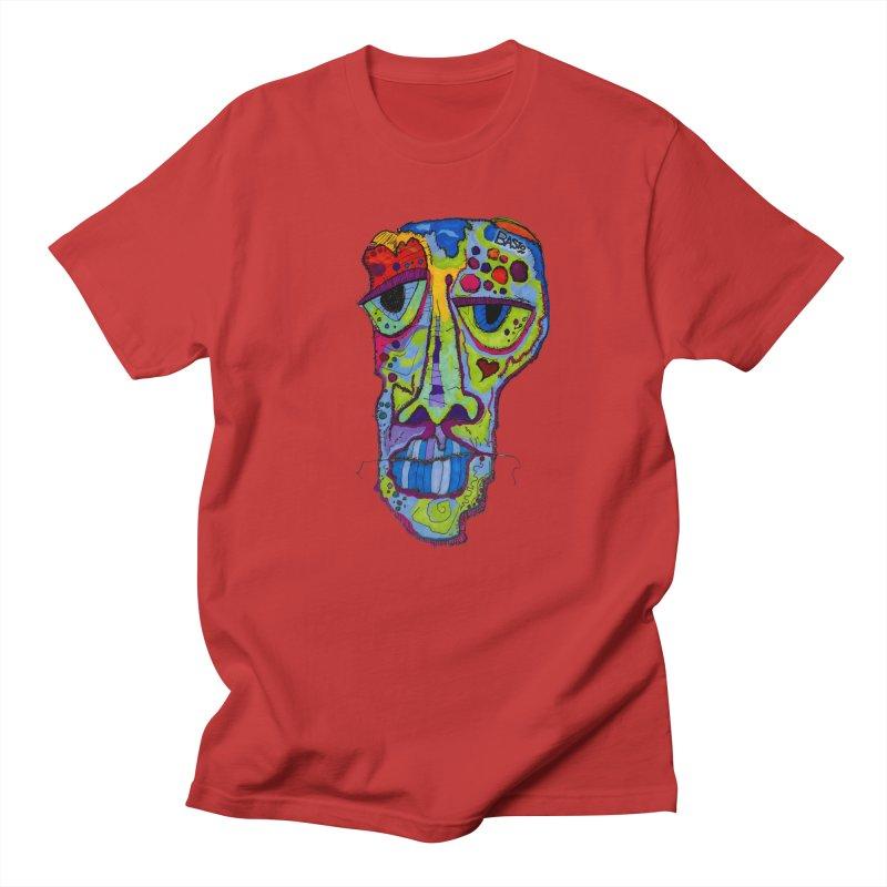 Reflection Women's Regular Unisex T-Shirt by Baston's T-Shirt Emporium!